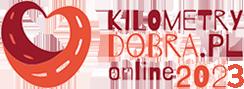 logotyp kilometry dobra